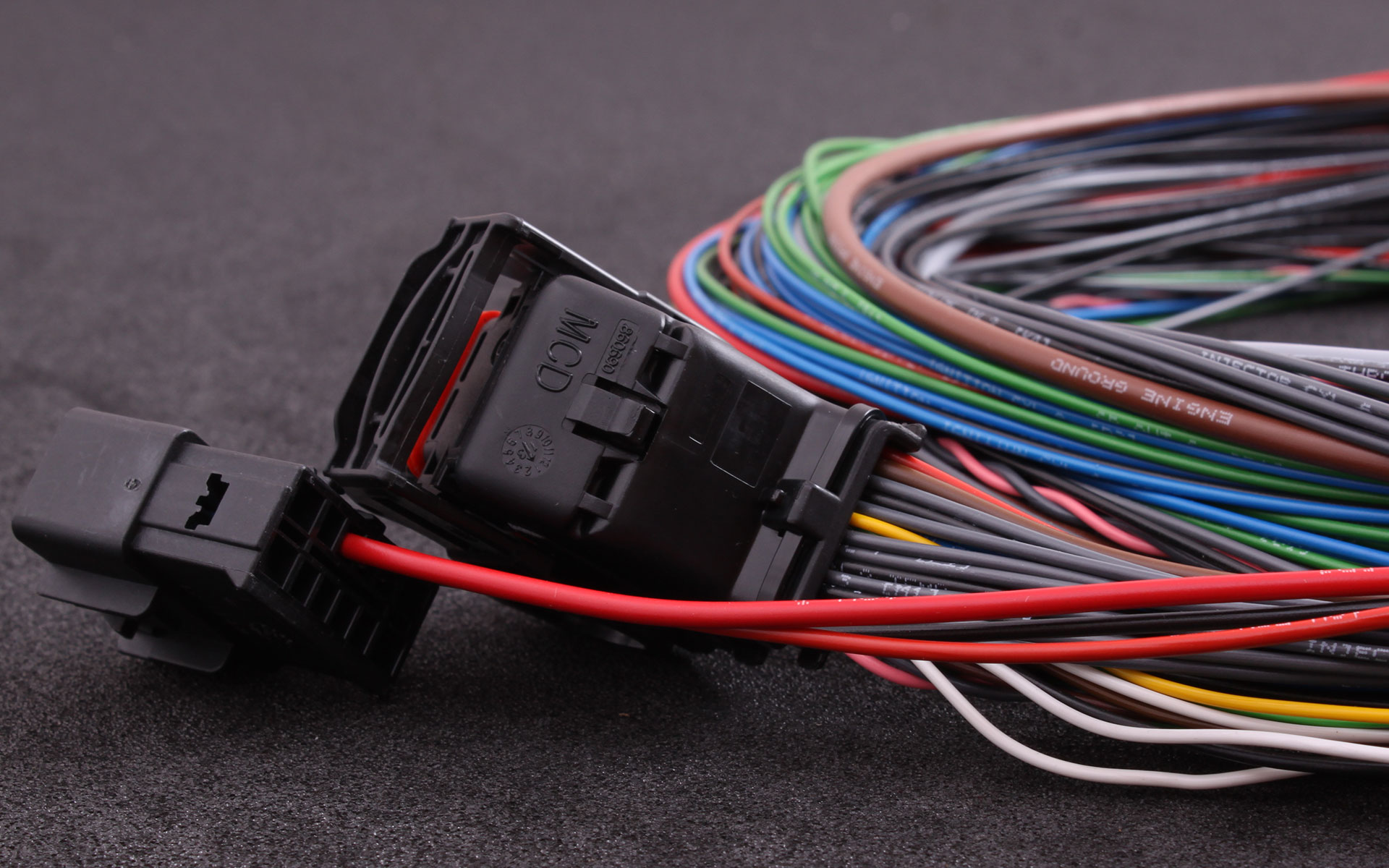 Maxxecu Pro Most Advanced And Professional Engine Management Race Car Wiring All Consists Of High Quality Automotive Thin Wall Cable Cables Are Labeled With Their Functions We Have Done Everything For A Stress