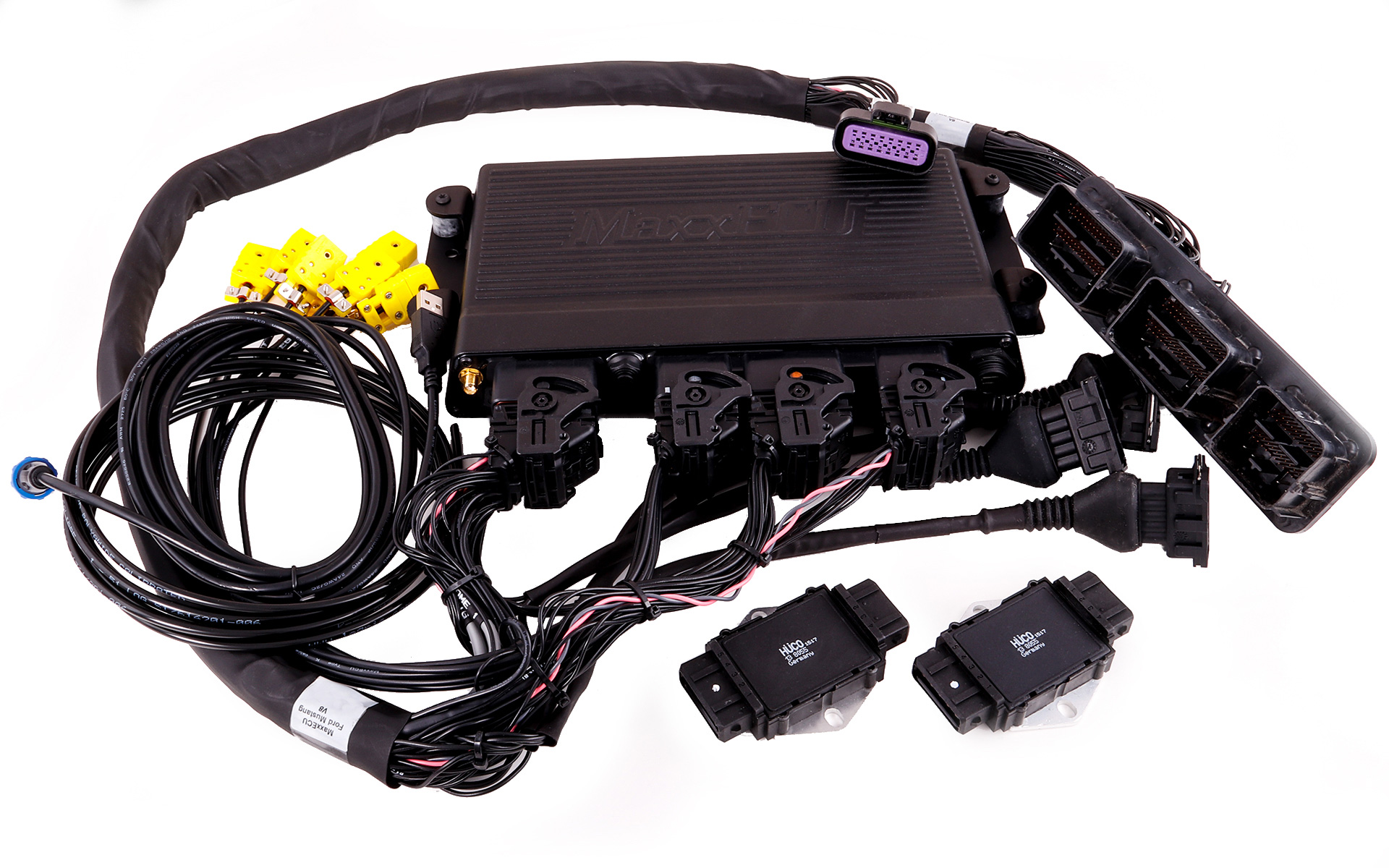 MaxxECU PRO Plugin ECU for Ford Mustang 2011 - 2014