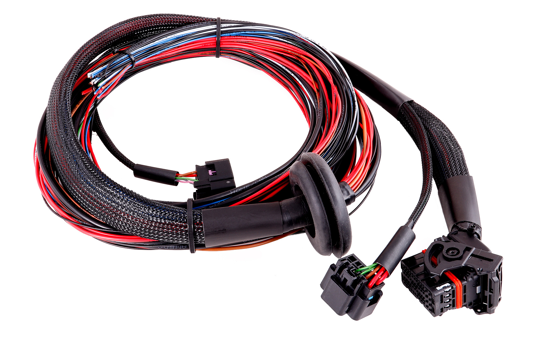 Maxxecu Sport Engine Management Subaru Ej20 Wiring Diagram All Consists Of High Quality Thin Walled Cable Cables Are Labeled With Their Functions We Have Done Everything For A Stress Free