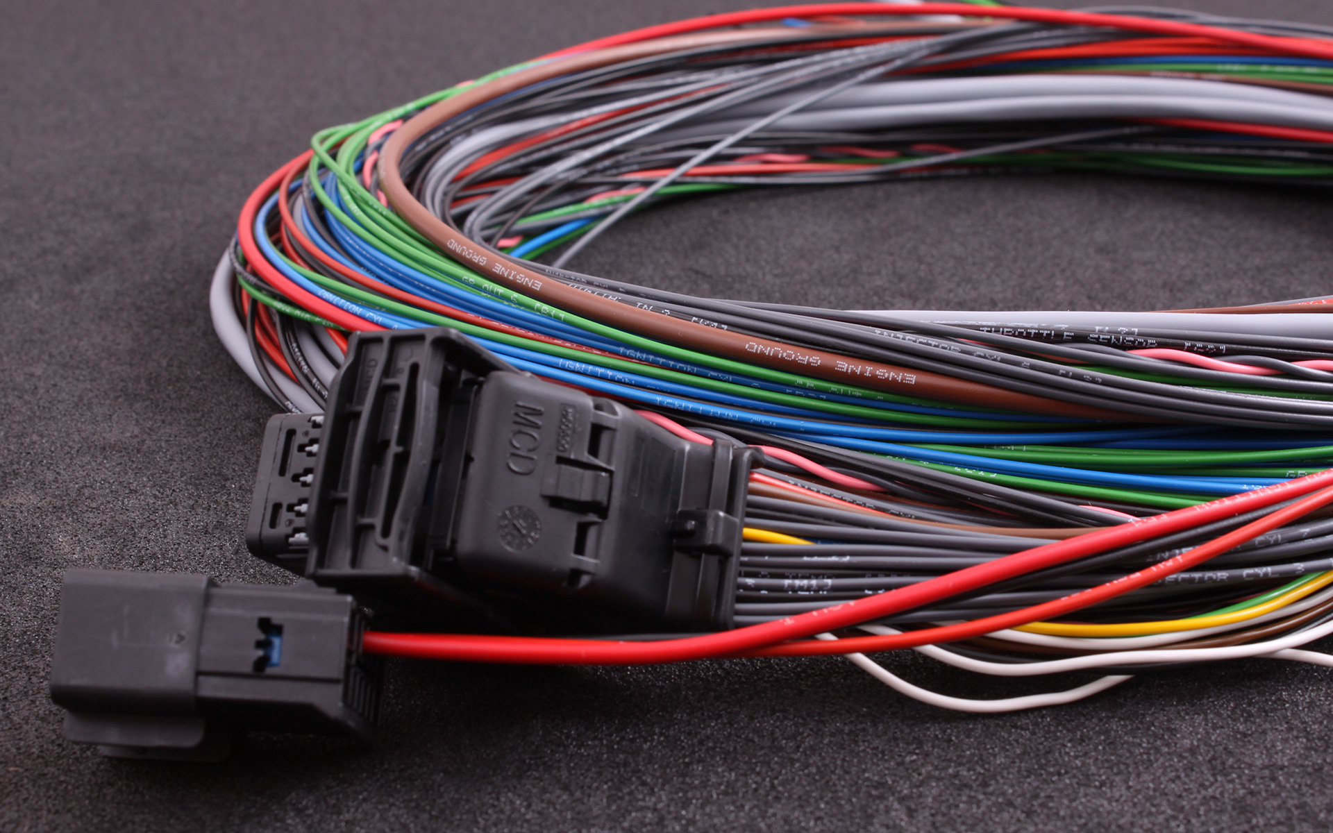 Maxxecu Street Avancerad Instegs Motorstyrning Performance Wiring Harness All Consists Of High Quality Thin Walled Cable Cables Are Labeled With Their Functions We Have Done Everything For A Stress Free