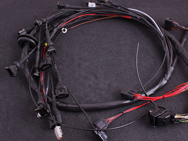 MaxxECU Volvo T5 terminated engine harness | Volvo Engine Wiring Harness |  | MaxxECU