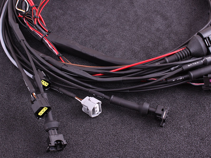 Volvo T5 terminated engine harness